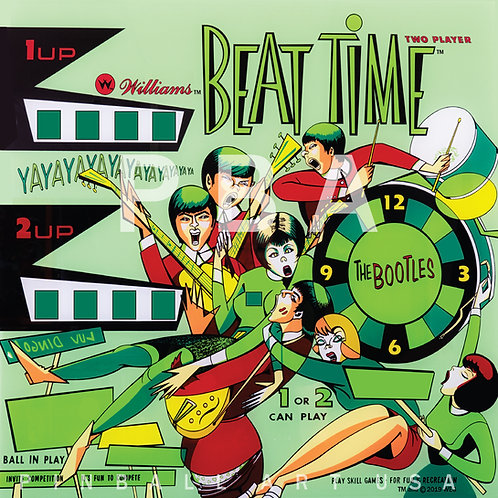Beat Time 1967 Williams