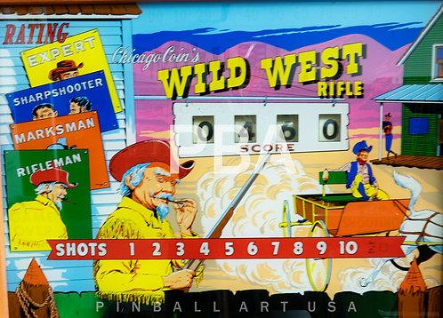 Wild West Chicago Coin