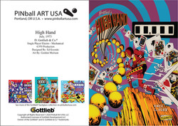 High Hand Greeting Card