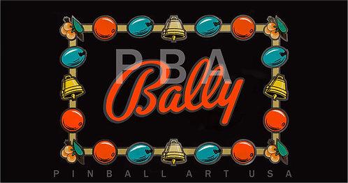 Bally 1966 Bally