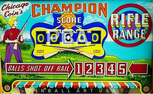 Champion 1949 Chicago Coin