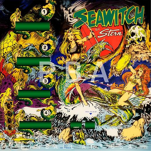 Seawitch 1980 Stern