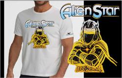 Alien Star Slide