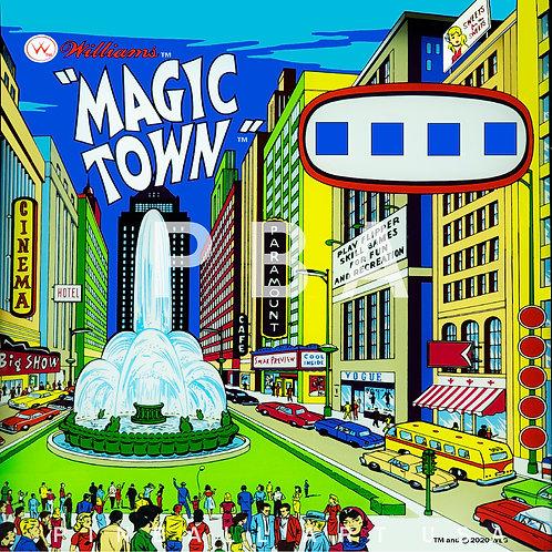 """Magic Town"" 1967 Williams"
