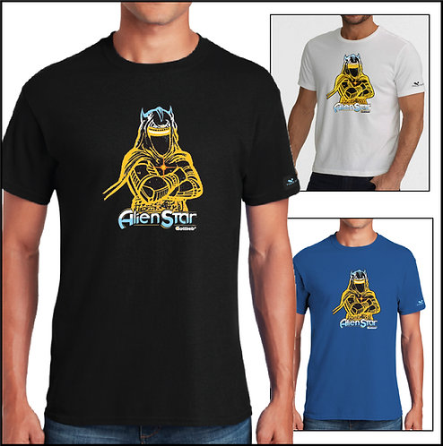 Alien Star men's T-Shirt