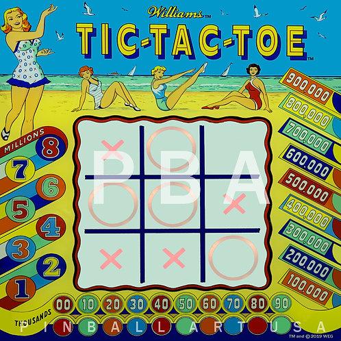 Tic Tac Toe 1959 Williams
