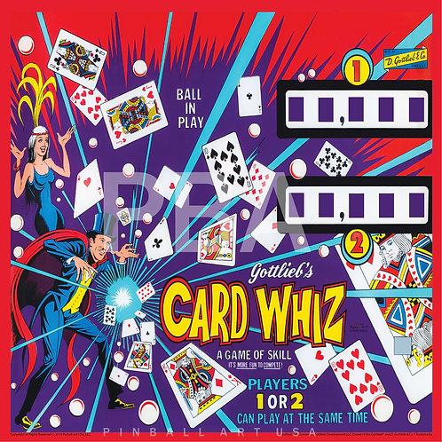 Card Whiz Jigsaw Puzzle