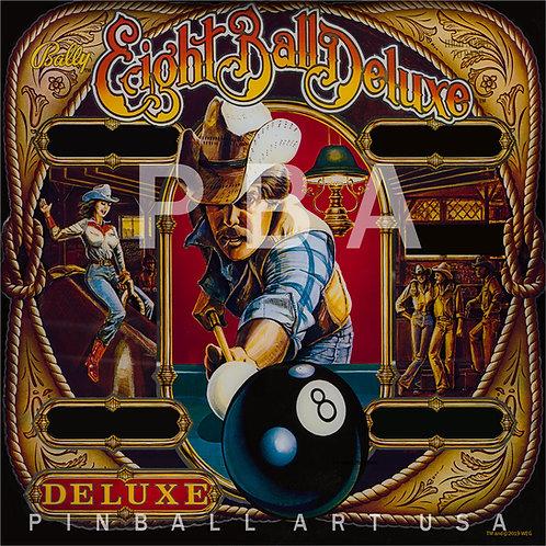 Eight Ball Deluxe 1980 Bally