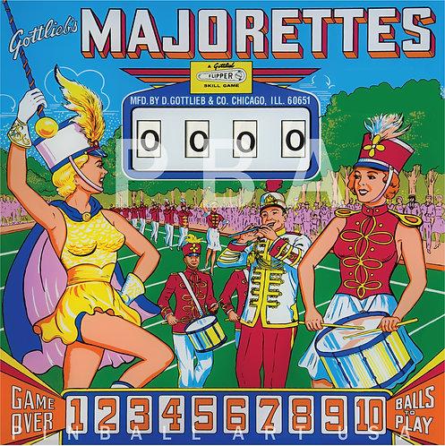 Majorettes    1964 Gottlieb
