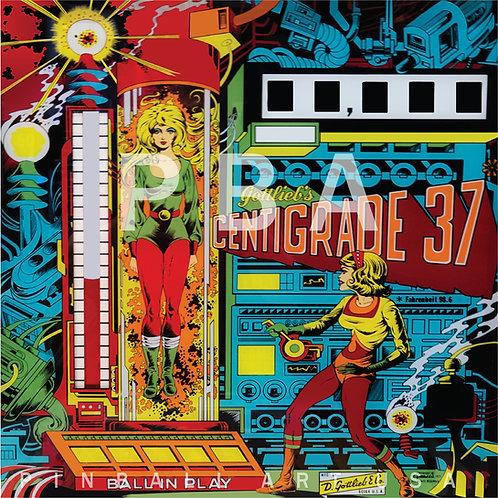 Centigrade 37 1977 Gottlieb
