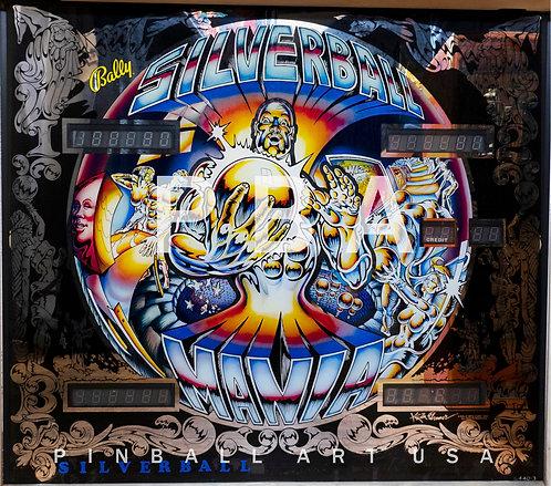 Silverball Mania 1980 Bally