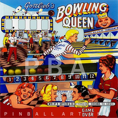 Bowling Queen 1964 Gottlieb