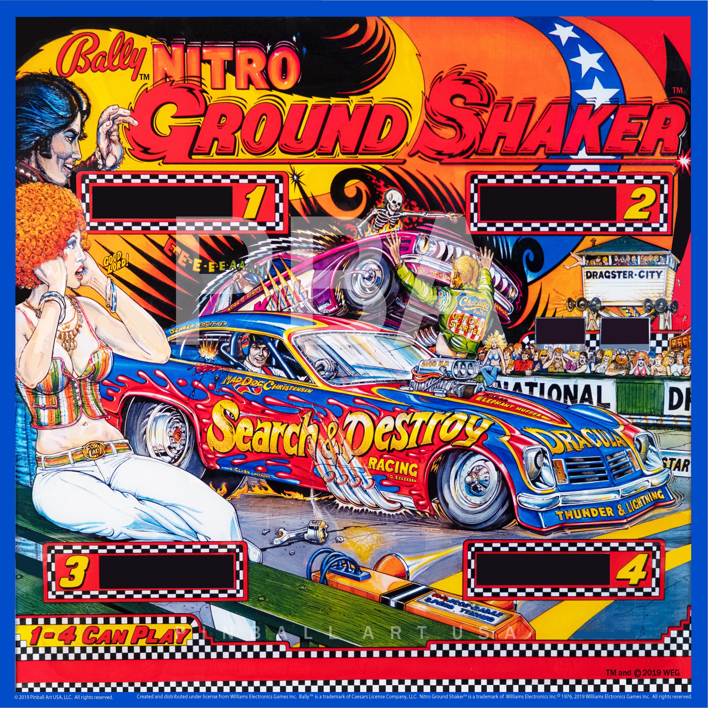 Nitro Ground Shaker