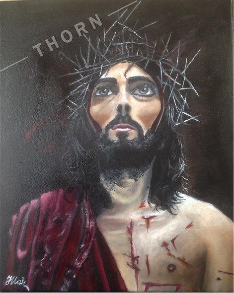 Jesus by Inna Makarichev