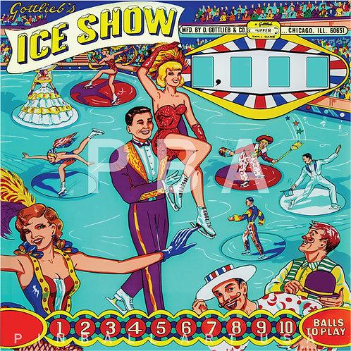 Ice Show 1966 Gottlieb