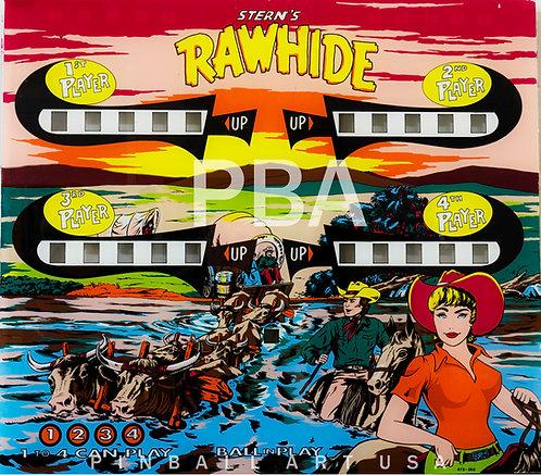 Rawhide 1977 Stern
