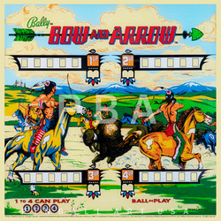 Bow and Arrow Jigsaw Puzzle wm
