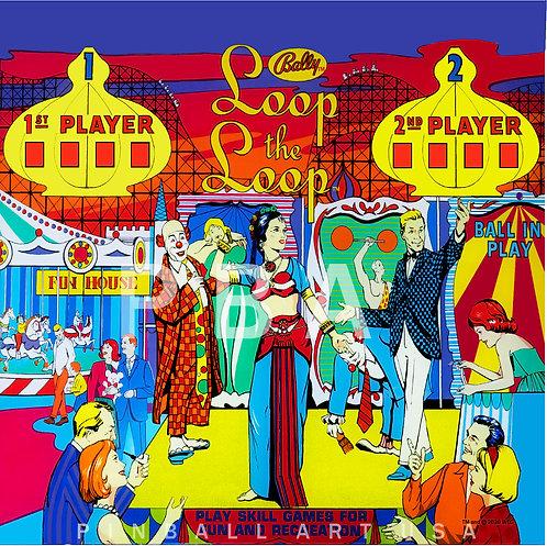 Loop the Loop 1966 Bally