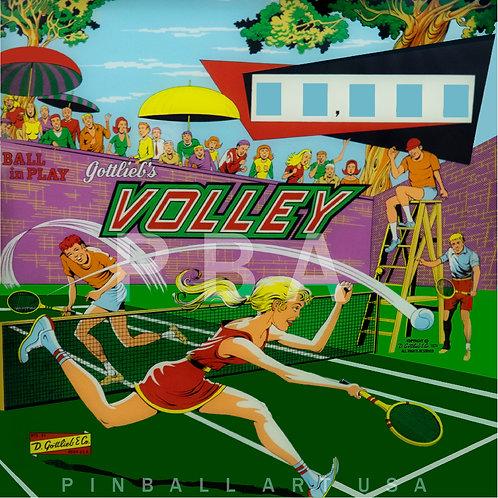 Volley 1976 Gottlieb