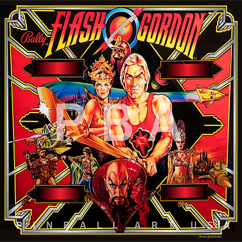 Flash Gordon 1981 Bally