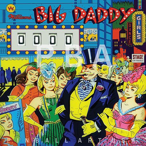 Big Daddy 1963 Williams