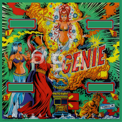 Genie Jigsaw Puzzle