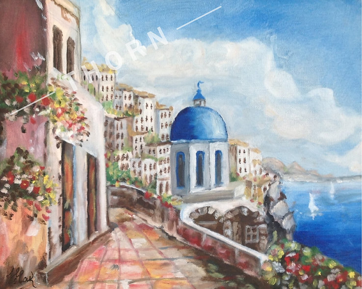 Greece by Inna Makarichev