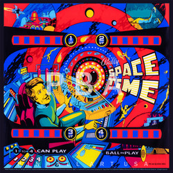 Space Time jigsaw puzzle wm