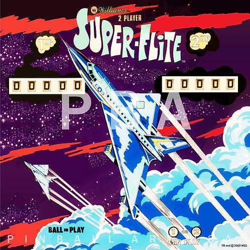 Super Flite 1974 Williams
