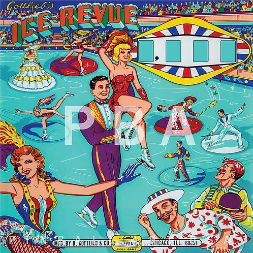 Ice Revue 1965 Gottlieb