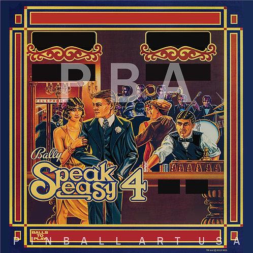 Speak Easy 4 1982 Bally