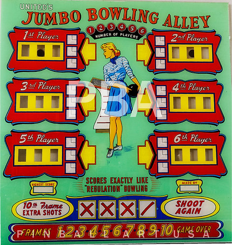 Jumbo Bowling Alley United