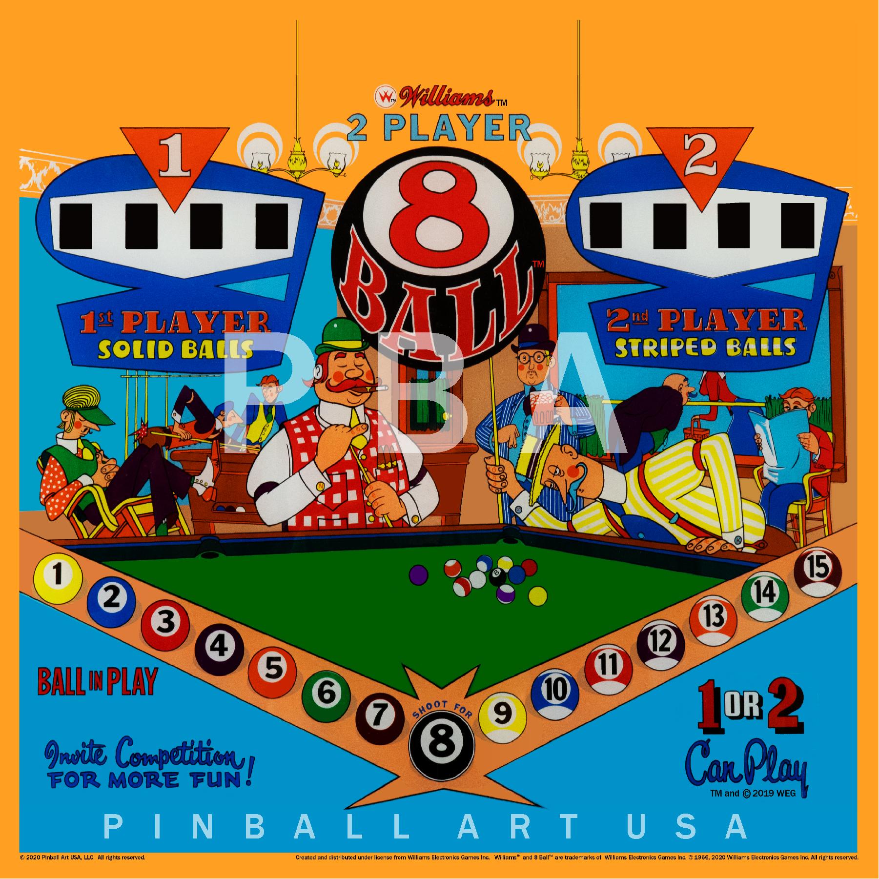 8 Ball Jigsaw