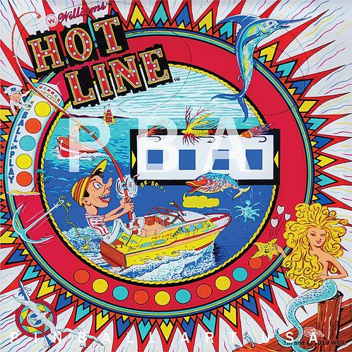 Hot Line 1966 Williams