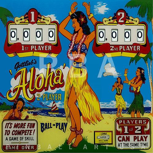 Aloha 1961 Gottlieb