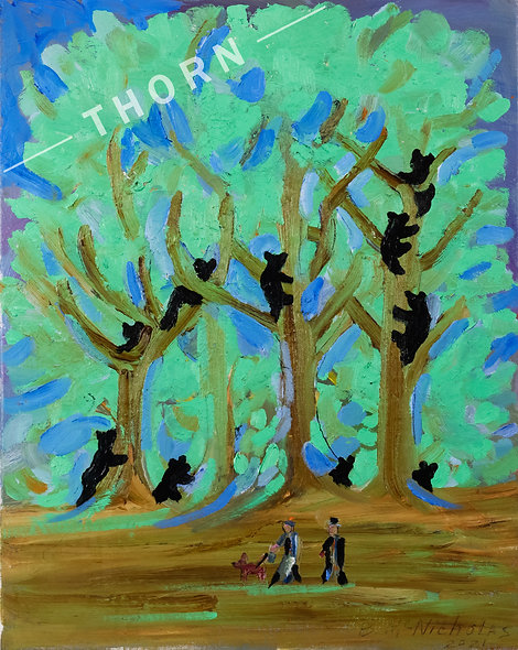 Bears In Trees by Brian McNicholas