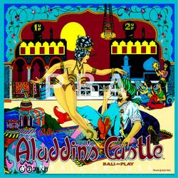Aladdin's Castle Jigsaw Puzzle