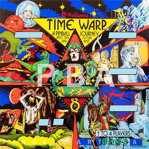 Time Warp 1979 Williams