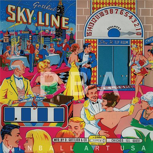 Sky Line 1965 Gottlieb