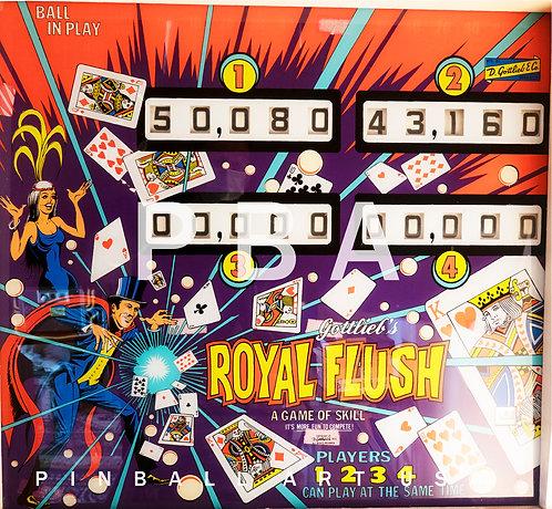 Royal Flush 1976 Gottlieb
