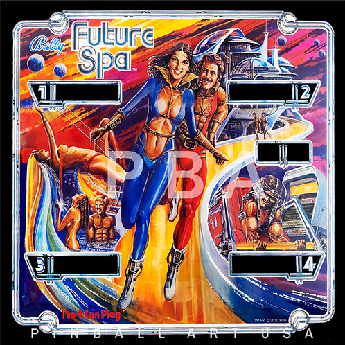 Future Spa 1979 Bally