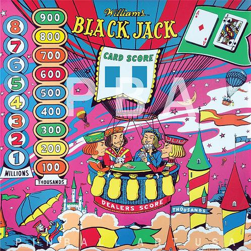 Black Jack 1960 Williams