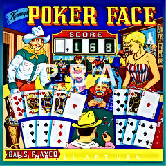 Poker Face Jigsaw Puzzle