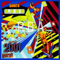 2001 jigsaw puzzle wm