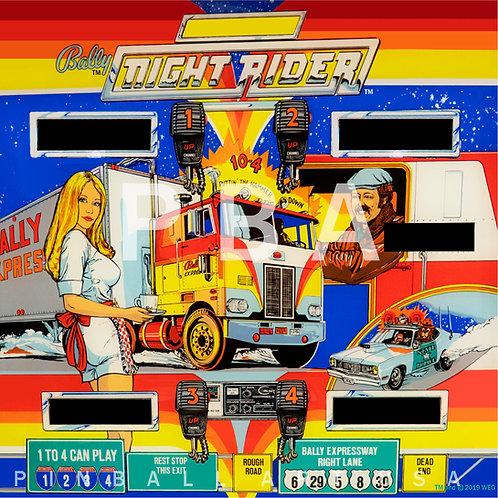 Night Rider 1977 Bally