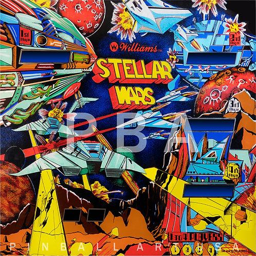 Stellar Wars 1979 Williams