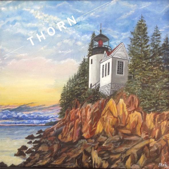 Light House by Inna Makarichev