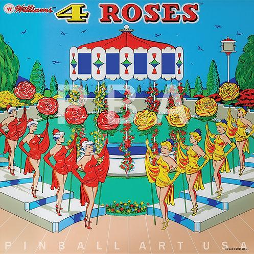 4 Roses 1962 Williams