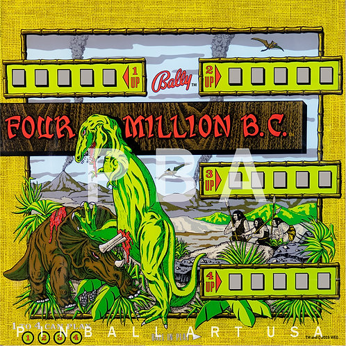 Four Million BC 1971 Bally