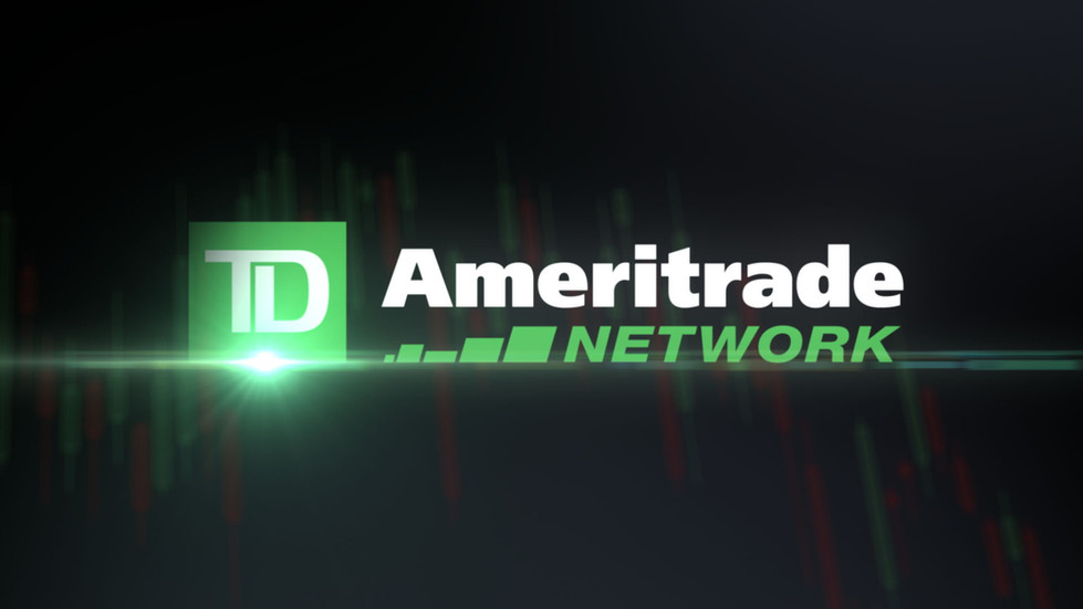 Ameritrade Network Logo Design
